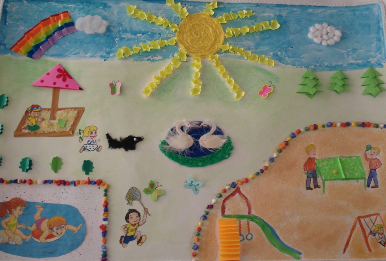 Мои детские рисунки и поделки 553